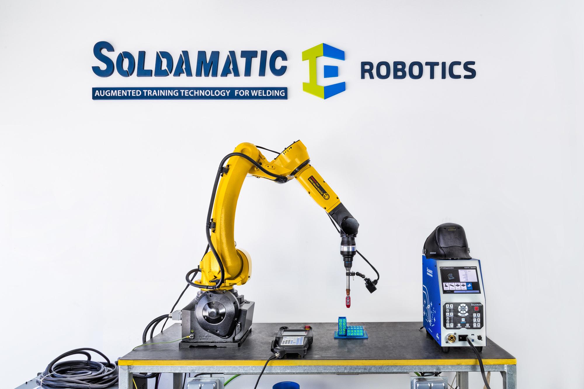 Soldamatic robotsvetsning