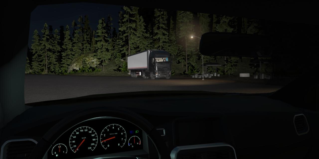 Car Night Dark 2000x1000 6