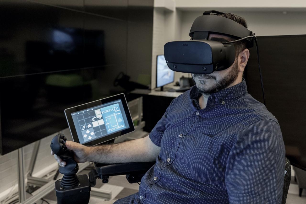 Tenstar VR User 2