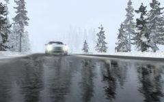 Slippery 2021 webb car