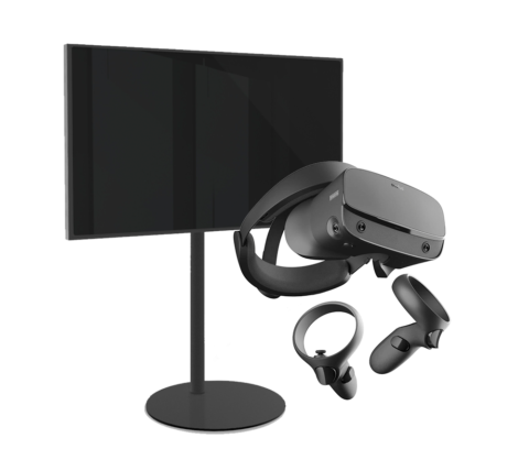Tenstar 65inch VR Headset 1000x850px